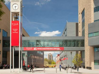 photo of NJIT campus